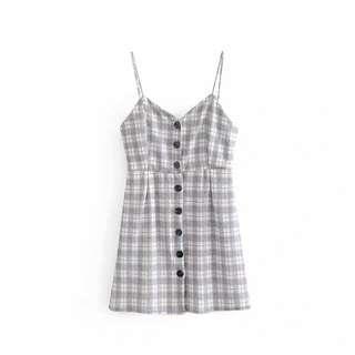 ( BNWT ) Checkered Dress