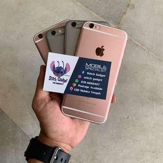 iPhone 6s Second Hand Original