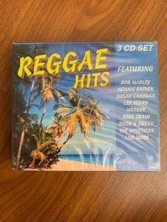 Music CDs Reggae Hits 3 CD album set
