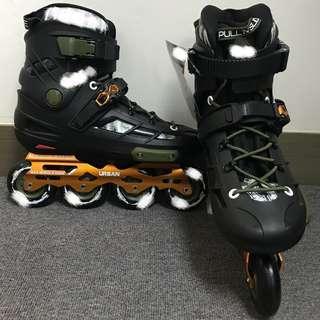 High ended inline skates