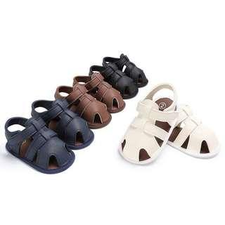 🚚 Special offer. Baby girl sandals baby boy prewalker first shoes