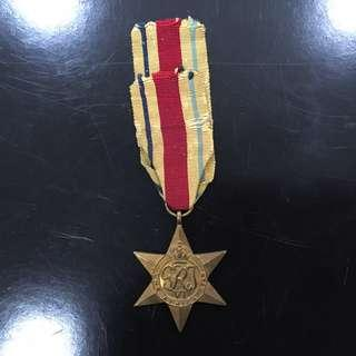 Military Medal - The Africa Star 1940 - 1943