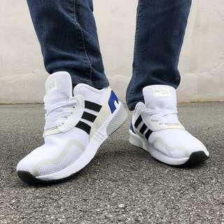 Adidas Eqt Adv Cushion White Black.