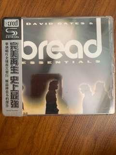 Music CDs David Gates & Bread Essentials XRCD
