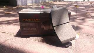 Proton Exora/Preve Mustop Ceramic Brake Pad
