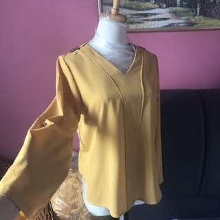 Zara inspired shirt with stud