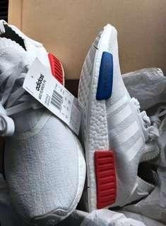 🚚 adidas nmd vintage white