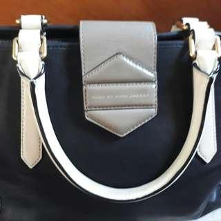 Marc by marc jacobs leather big bag