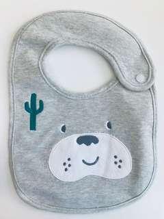 🚚 Cactus bear bib