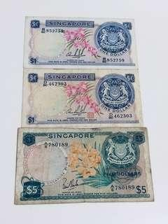 🚚 Promotion: Old Orchid Series Currencies
