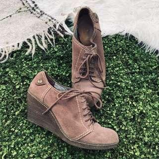 CLARKS Boots ( Wedges )