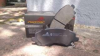 Proton Inspira Mustop Ceramic Brake Pad