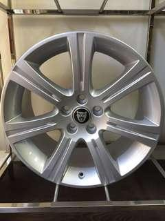 18 inch, Jaguar Original Rims On Offer Sale