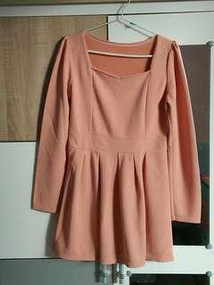 Atasan Semi Mini Dress