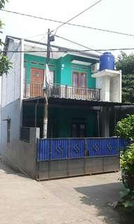 Rumah 2 lantai minimalis pitara depok