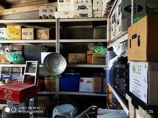 Easy Storage Solution ( Boltless Rack )