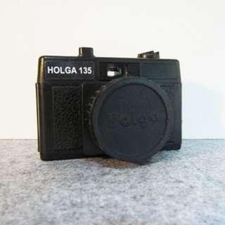 🚚 二手|Holga 135 底片相機 35mm Lomo