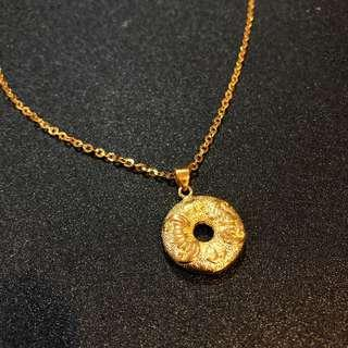 🆕Vietnam 24K Gold Plated Ladies Necklaces - Instock!!