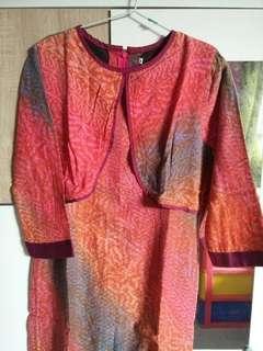 Dress Batik Super Cantik!
