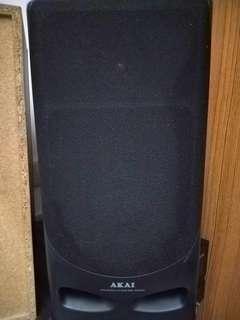 🚚 Japan AKAI Speaker/2way/Righ