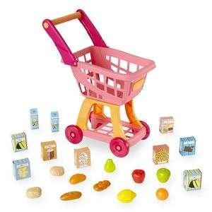 Just like home shopping cart (pink)