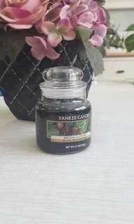 Yankee Candle Balsam and Cedar