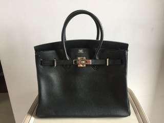 Hermès Birkin Black (Mirror)