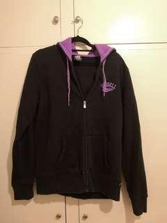 Oversized Zip sports jumper hoodie #swapAU