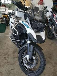 Used 2014 BMW GSA