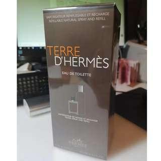 大地清新版 Hermes Terre d'Hermes 雨後大地EDT男士淡香水 Kit