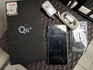 LG Q6 Plus 4/64Gb Titanium mulus