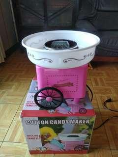 🚚 手工棉花糖機