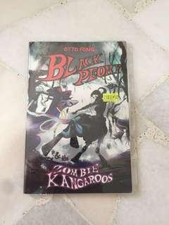 Sir Fong's Black Peony storybook