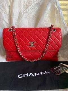 🚚 Chanel business flap bag