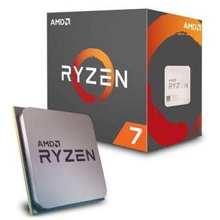 AMD Ryzen 7 1700X Octa-core CPU