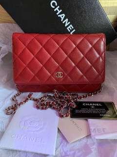 🚚 Chanel Woc flap bag
