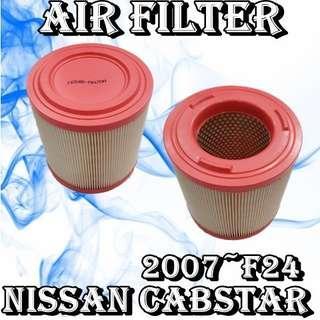 Nissan Cabstar 2007~F24 2.5L,3.0L Air Filter  Car Air Con Workshop Services and Repair