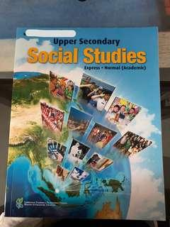 upper secondary social studies (express / normal acad)