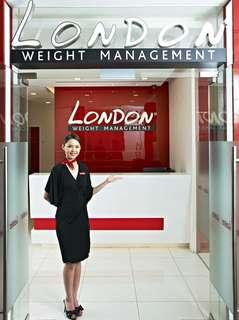 🚚 London weight package
