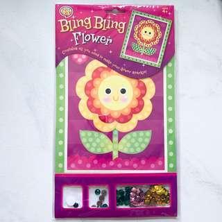 🚚 Easy Craft <Bling Bling Flower>