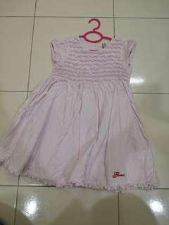 Guess Kids Pink Dress