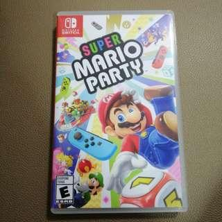 WTT Super Mario Party