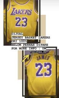 Jersey basket Lakers Ori