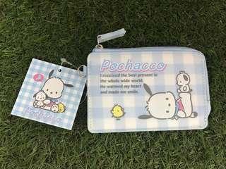 日版Pochacco PC狗 證件套鑰匙包