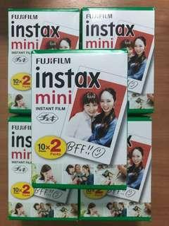 Instax Mini Twin Pack