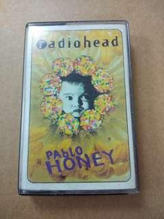 Radiohead cassette