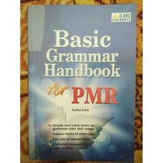Basic Grammar Handbook for PMR