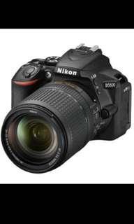 Nikon D5600 DSLR Camera with 18-140mm Lens kit