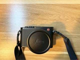 Leica Q (Type 116) 黑色, 行貨,有保養