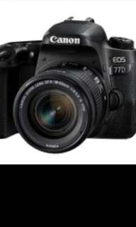 Canon EOS 77D Kit (EF-S18-55 IS STM)